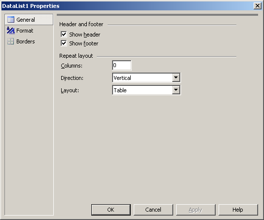 Other Databound Controls : ASP NET